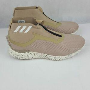 buy popular 7cc53 48de2 adidas Shoes - adidas DA9949 Mens Tan Alpha bounce Zip Running